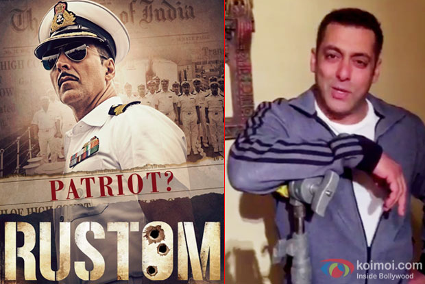 Guess Who Just Promoted Akshay Kumar's Rustom?