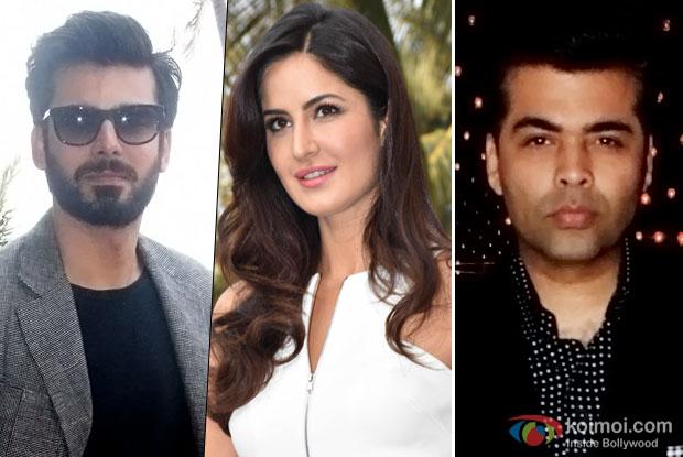 Fawad Khan-Katrina Kaif To Pair Up For Karan's Next Titled Raat Baaki?