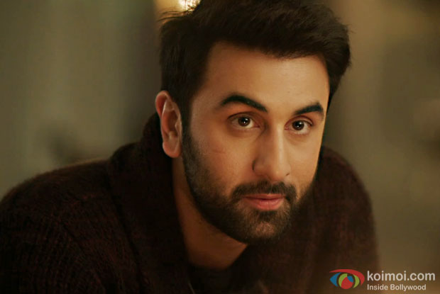 Ranbir Kapoor in a still from Ae Dil Hai Mushkil