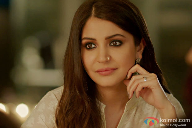 Anushka Sharma in a still from Ae Dil Hai Mushkil