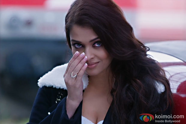 Aishwarya Rai Bachchcan in a still from Ae Dil Hai Mushkil