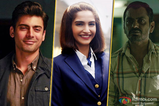Fawad Khan, Sonam Kapoor and Nawazuddin Siddiqui win top honours in Melbourne
