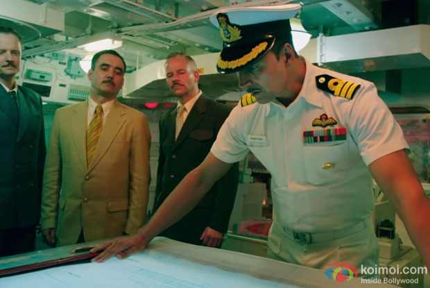 Rustom : 4th Friday Box Office Collections