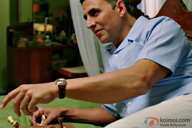Rustom Makes 180% At The Box Office