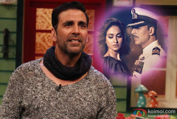 'Rustom' subject will save marriages, stop divorces: Akshay Kumar