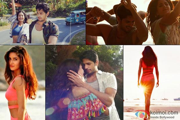 Sau Aasmaan Song Teaser From Baar Baar Dekho ft| Katrina Kaif & Sidharth Malhotra