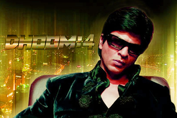 Shah Rukh Khan To Be Part Of Dhoom 4?