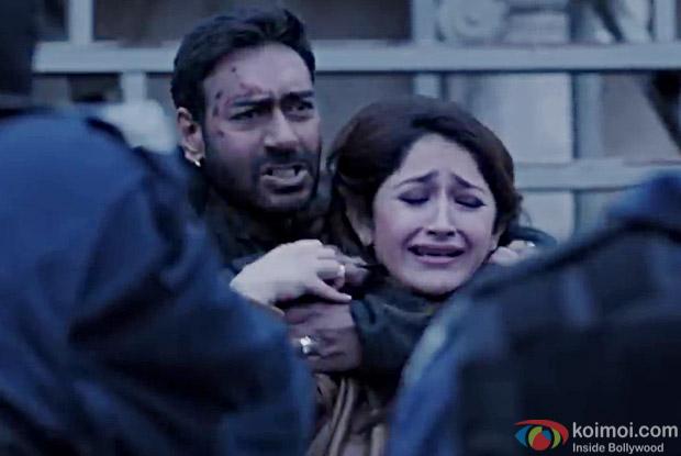 Stills from Shivaay Movie