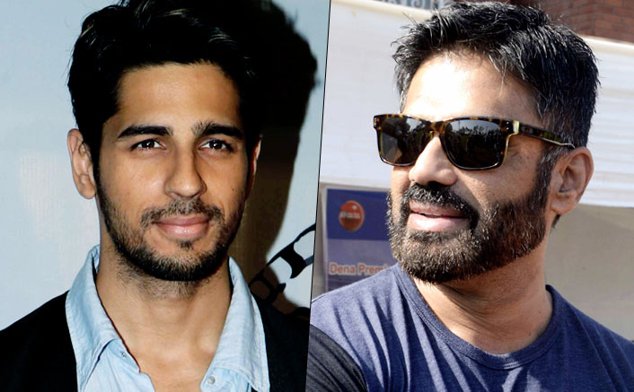 Suneil Shetty really fit for his age: Sidharth Malhotra