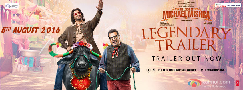 The Legend of Michael Mishra Poster