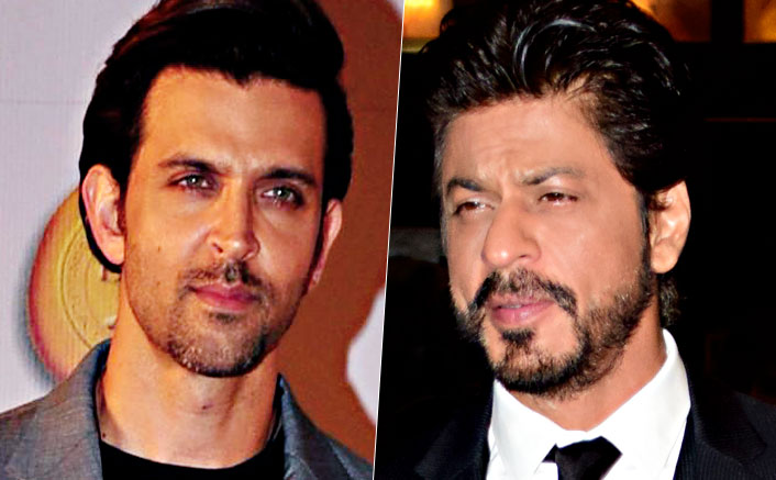Hrithik Roshan Is Spending Quarantine Watching THIS Film & It Has A Shah Rukh Khan Connection!