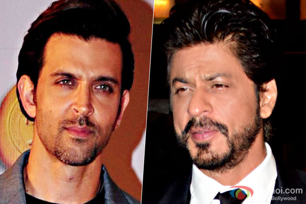 After Raees-Kaabil, Hrithik's Krrish 4 To Clash With Shah Rukh's Dwarf Film!