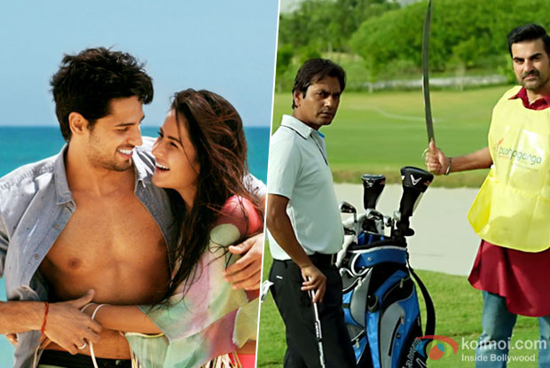 Box Office - Baar Baar Dekho and Freaky Ali are below par