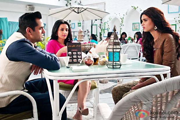 Box Office - Diana's Happy Bhag Jayegi is a success