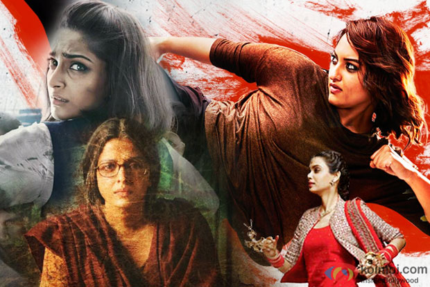 Box Office - Sonakshi Sinha's Akira opens better than Neerja, Sarbjit and Happy Bhag Jayegi