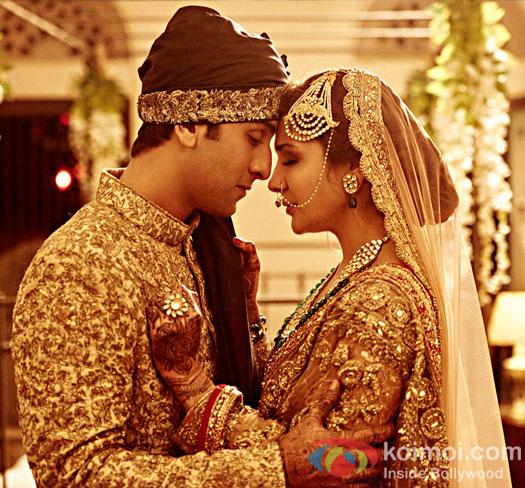 Channa Mereya New Still | Ft. Ranbir Kapoor And Anushka Sharma Posing Romantically