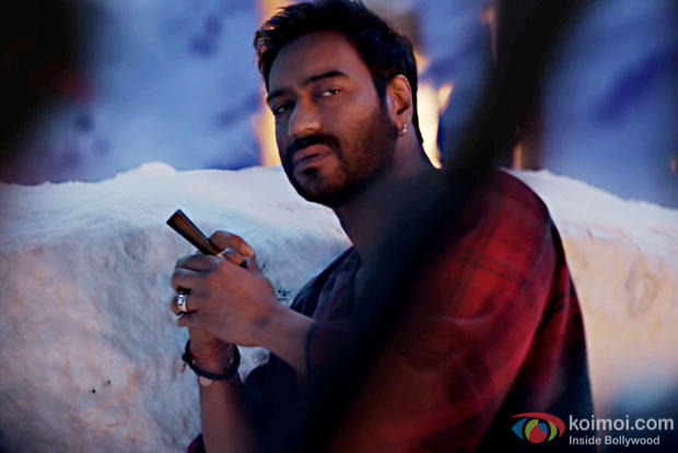 First Song Of Ajay Devgn's Shivaay To Release On September 11!
