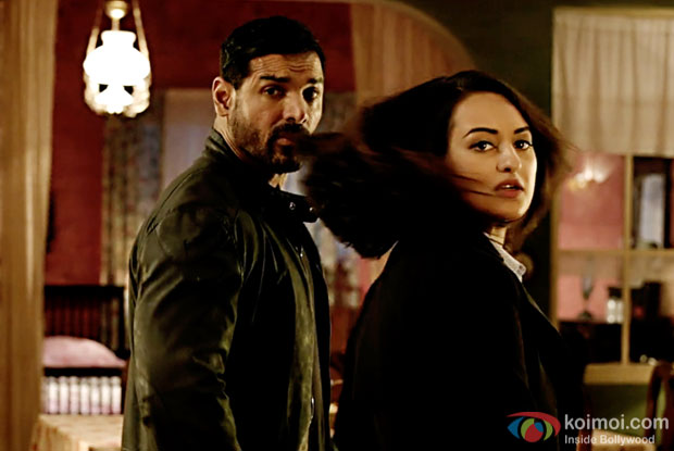 Force 2 Trailer | John, Sonakshi And Tahir Promise Us Double Action In The Sequel