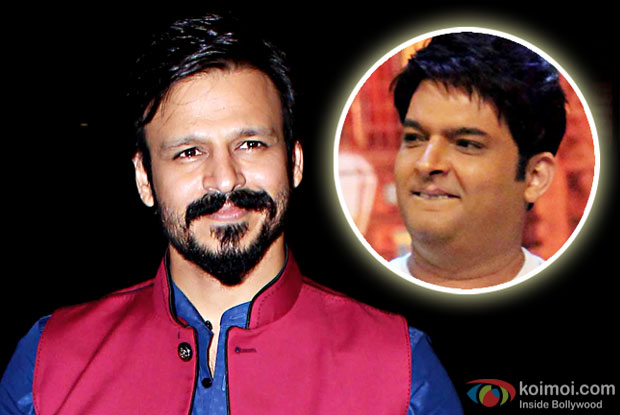Kapil Sharma is good human being, not a criminal: Vivek Oberoi