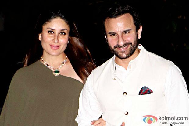 Kareena Kapoor Khan had rejected Saif Ali Khan's first proposal