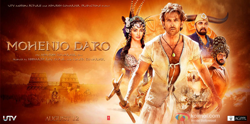 'Mohenjo Daro' to be screened at US conference