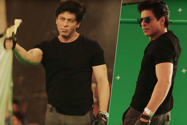 Now a ride based on Shah Rukh Khan's 'Don' in Dubai