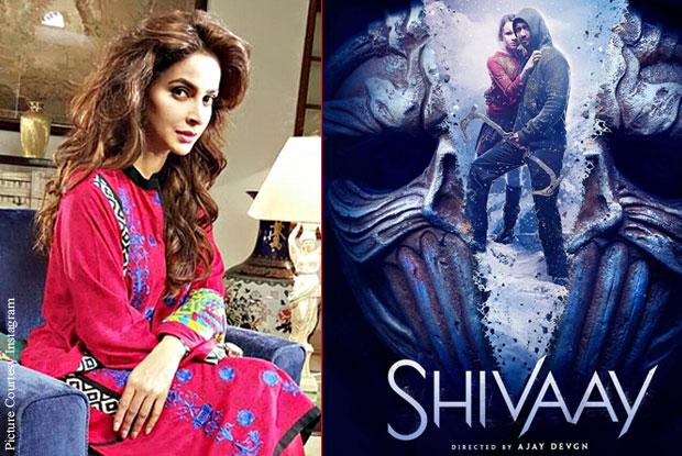 'Shivaay' makers deny featuring Pakistani actress Saba Qameer