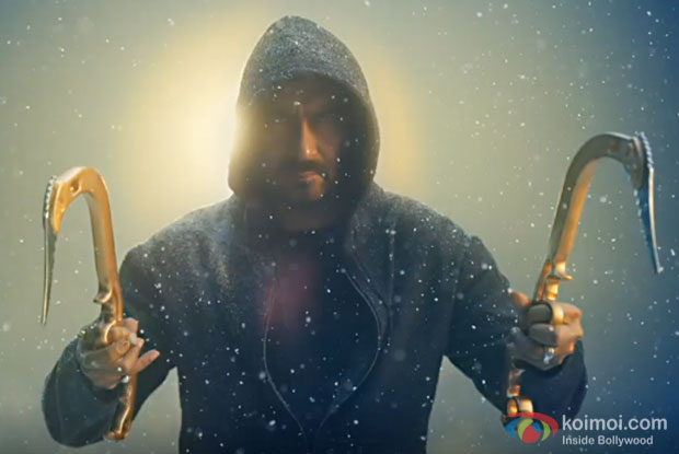 Shivaay's Bolo Har Har Har Title Track Out Now!
