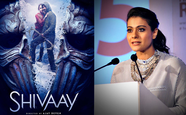 'Shivaay' will speak for itself: Kajol