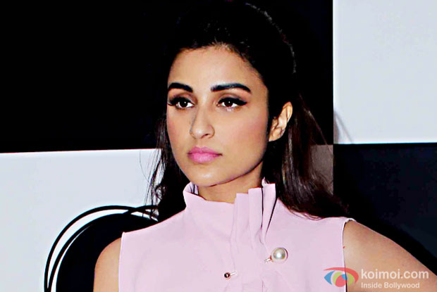 Social media trolls don't affect Parineeti Chopra at all