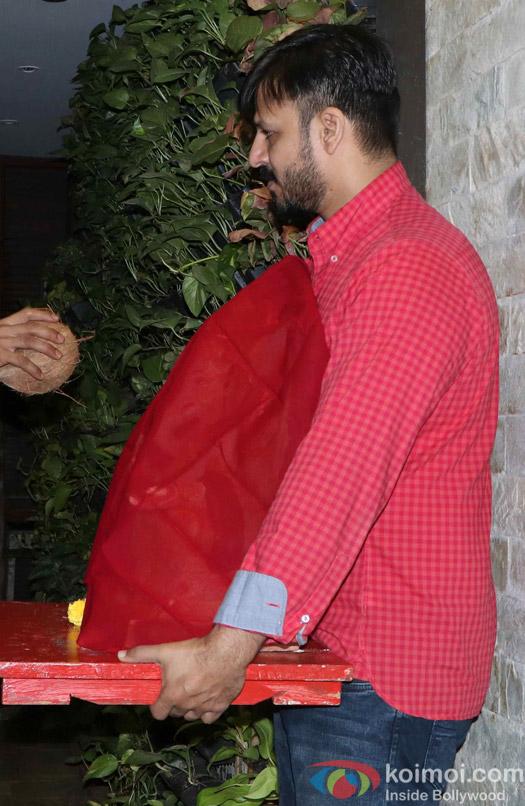 Vivek Oberoi Celebrates Ganesh Chaturthi