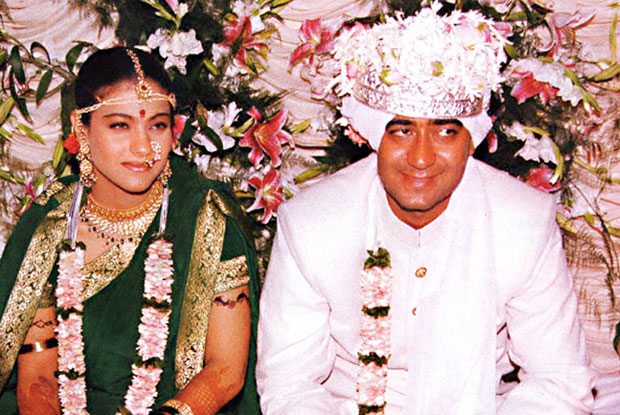 why did kajol decide to marry ajay devgn 1
