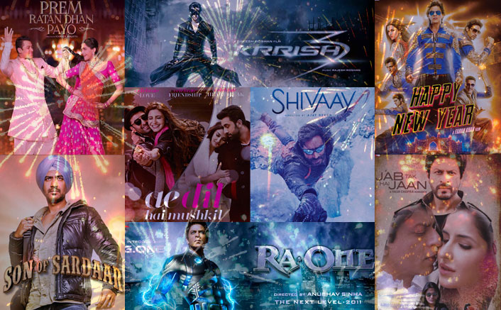 2011-2015: Every Diwali Release Has Entered 100 Crore Club; Will ADHM & Shivaay Continue This Trend?