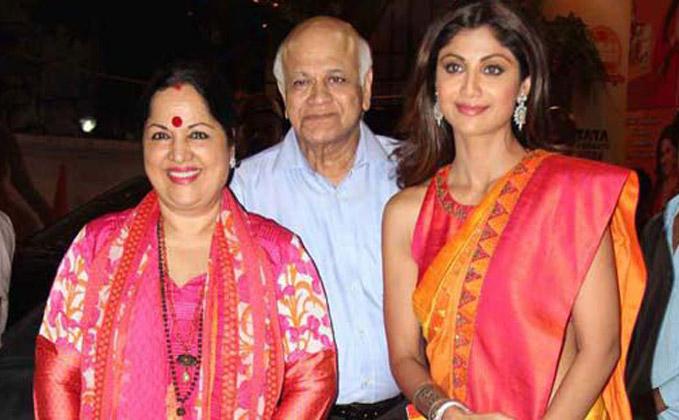 Shilpa Shetty's father, Surendra Shetty passes away