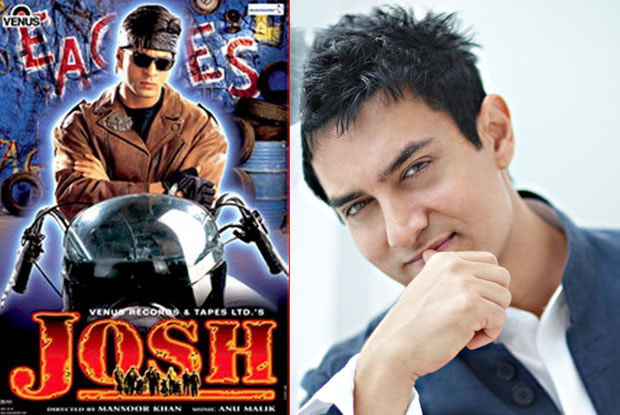 Aamir Khan refused to be a part of 'Josh'