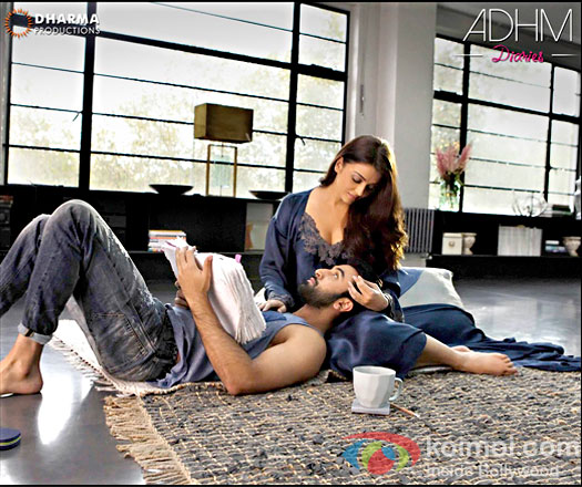 Ae Dil Hai Mushkil New Still | Ranbir-Aishwarya Lost In Each Other