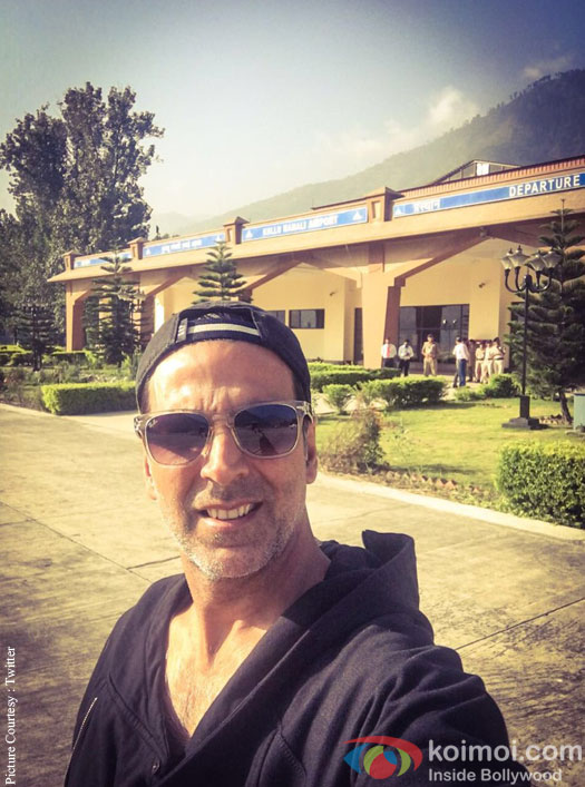Akshay Kumar shoots last schedule of 'Jolly LLB 2' in Manali