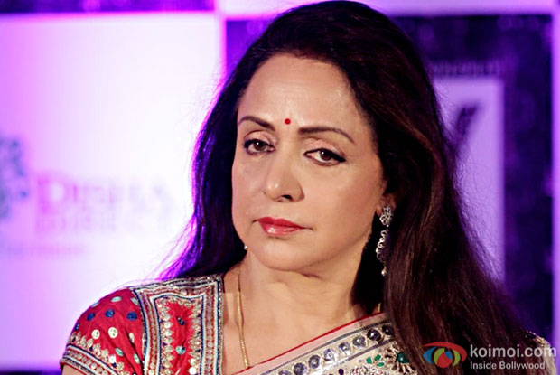 Am against Pakistani artistes in India: Hema Malini