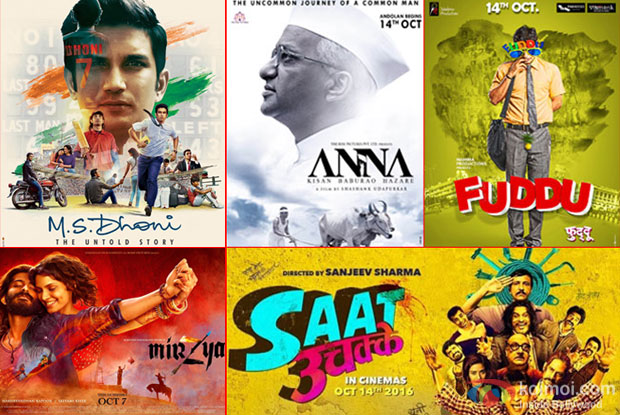 Box Office - Half a dozen releases but not even 10 crore in collections
