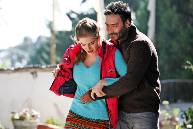 Box Office - Shivaay Weekdays collections