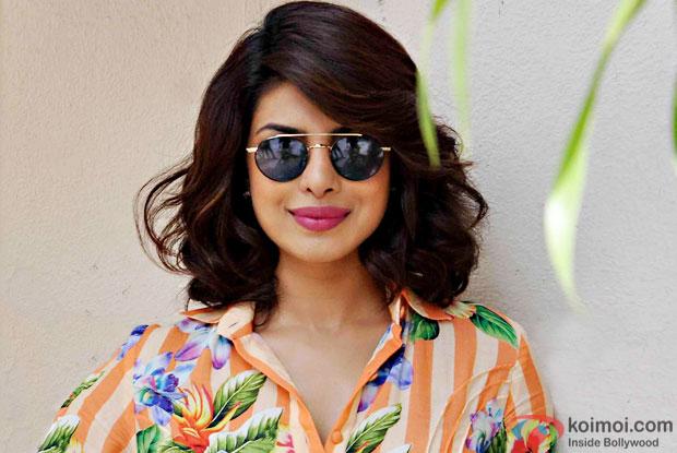 Boys need to be effortless and scruffy: Priyanka Chopra