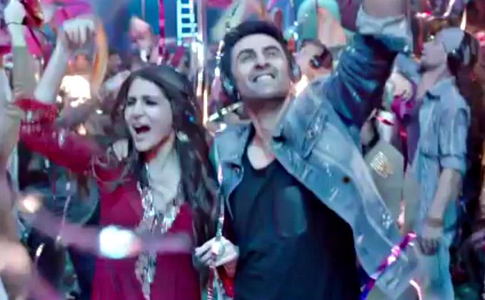 Video Alert : Ranbir Announcing The Break Song From Ae Dil Hail Mushkil