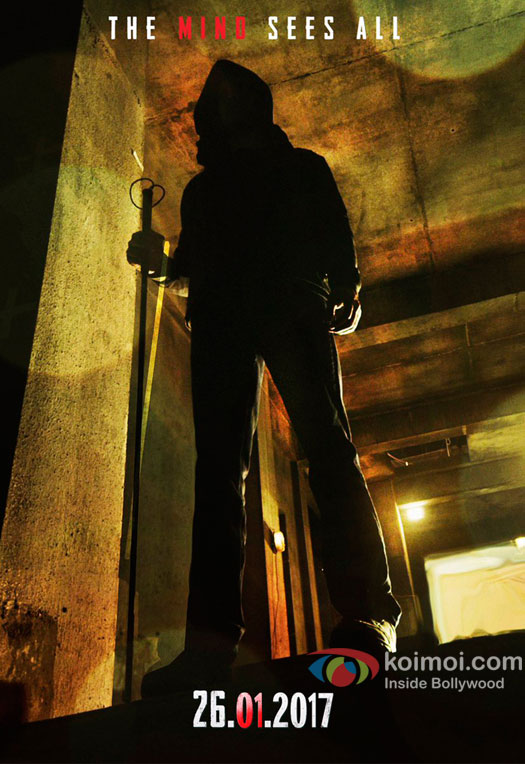 Check Out: Kaabil's Intriguing Teaser Poster