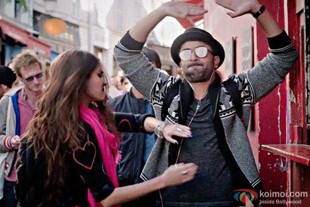 Anushka Sharma and Ranbir Kapoor in a Cutiepie song still from Ae Dil Hai Mushkil