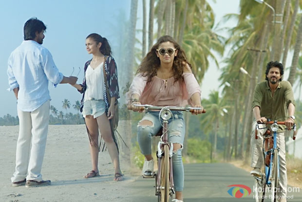 Dear Zindagi Teaser | Alia And SRK Teach Us Life Lesson The Entertaining Way!