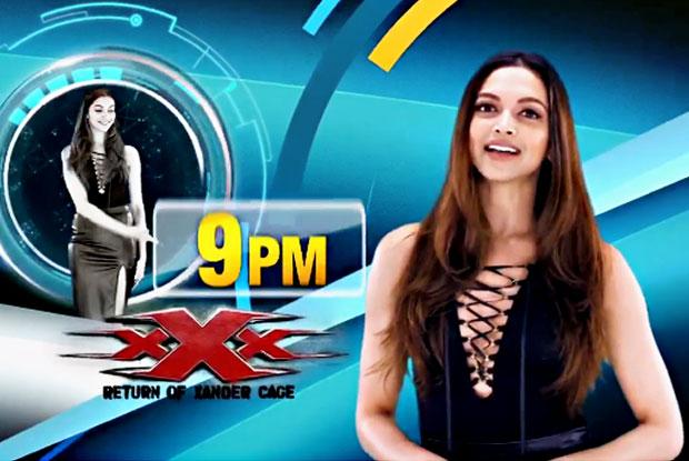 Promo: Deepika All Set To Promote xXx On Salman's Bigg Boss 10 Premiere