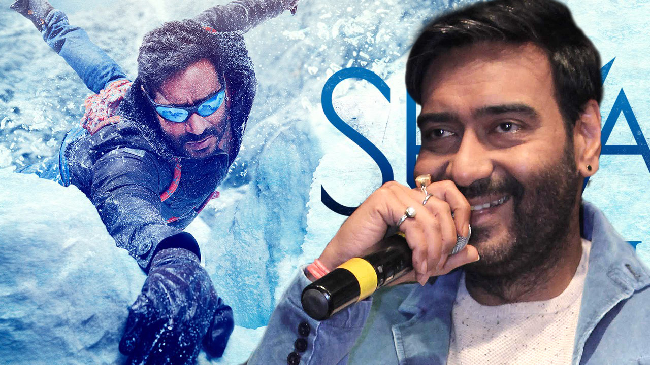 Does Ajay Devgn Become A Superhero In Shivaay?