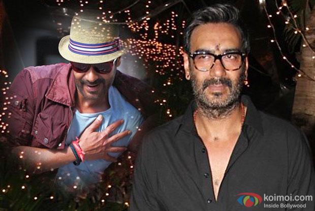 Don't have grace in dancing: Ajay Devgn