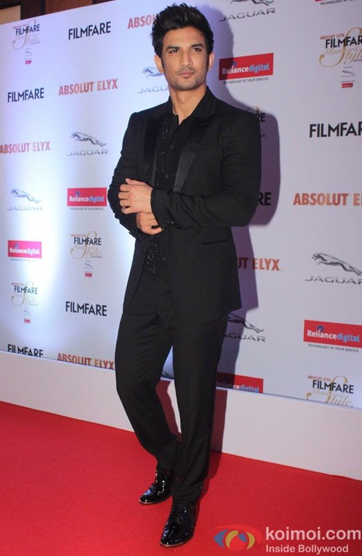 Filmfare Glamour and Style Awards 2016