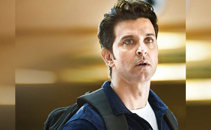 Hrithik as Rohan Bhatnager in Kaabil